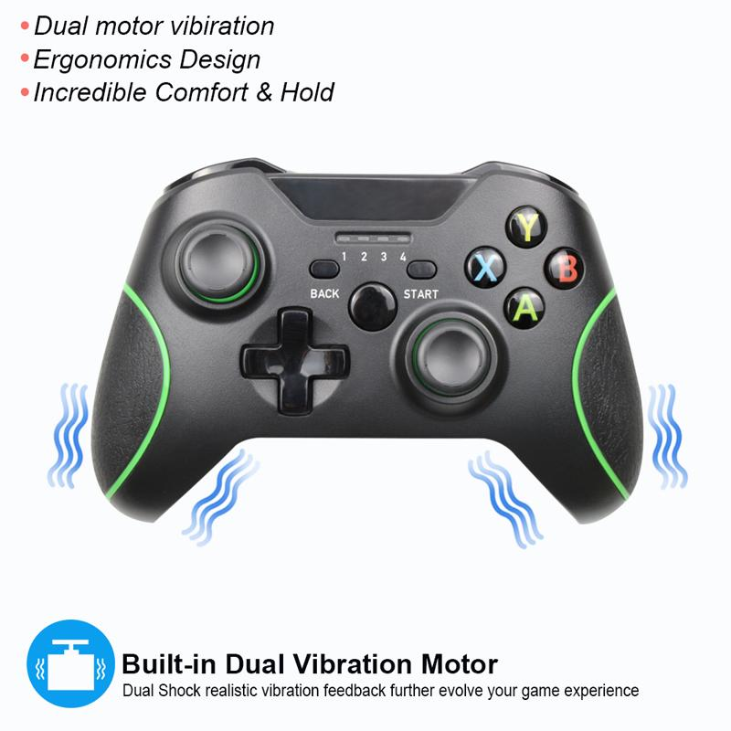 Wireless Xbox Controller Joystick For PC, Android Phone & Gamepad
