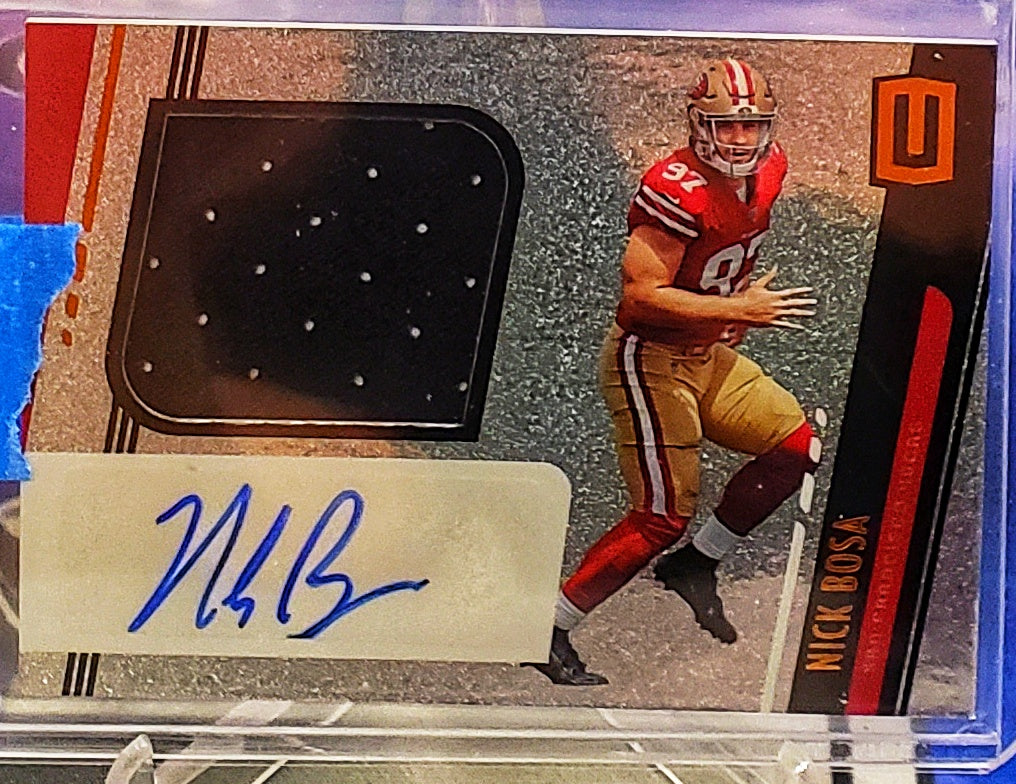 2019 Unparalled Nick Bosa RPA