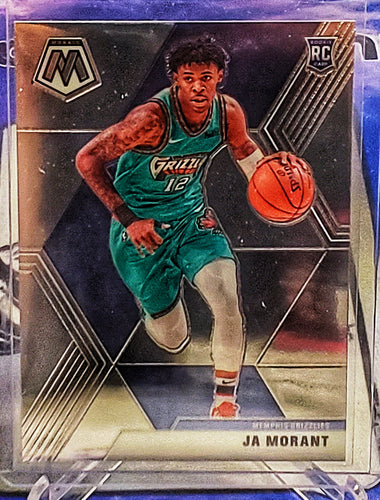 2019/20 Panini NBA Mosaic ROOKIE CARDS - Pick Your Player