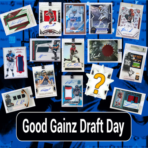 Football Draft Day Break #3