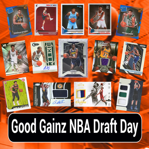 Basketball Draft Day Break #1