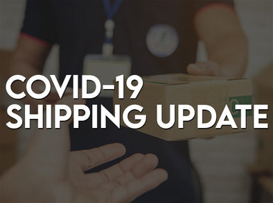 COVID-19 Shipping Update