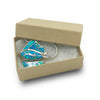 "2 5/8""Wx 1 1/2"" Dx 1"" H Kraft Paper Cotton Filled Box"