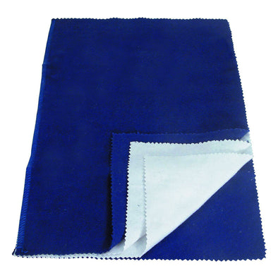 "4"" x 6"" Double Layer Jewelry Polishing Cloth"