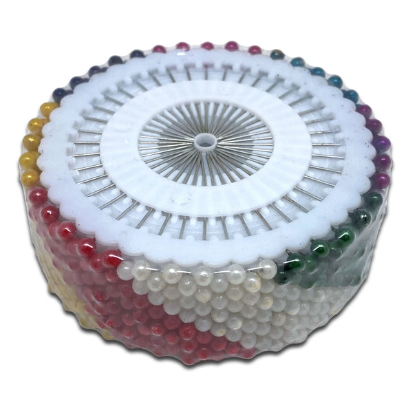 480 Pack of Assorted Color Ball Pins