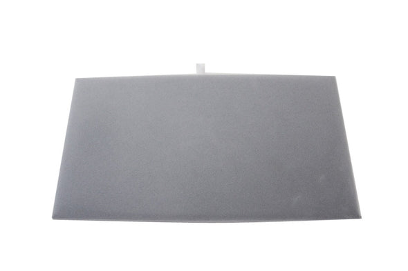 "14 1/8""x7 5/8"" Grey Velvet Padded Display Pads"