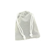 Small Gray High Quality Velvet Pouch Bags Party Favors