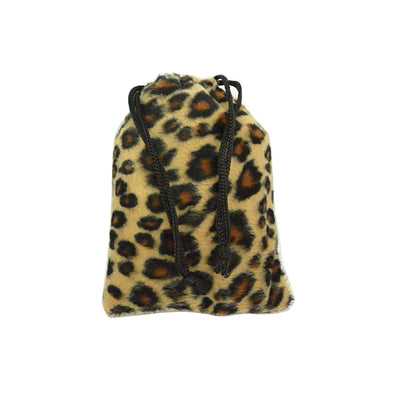 Medium Jaguar High Quality Velvet Pouch Bags Party Favors