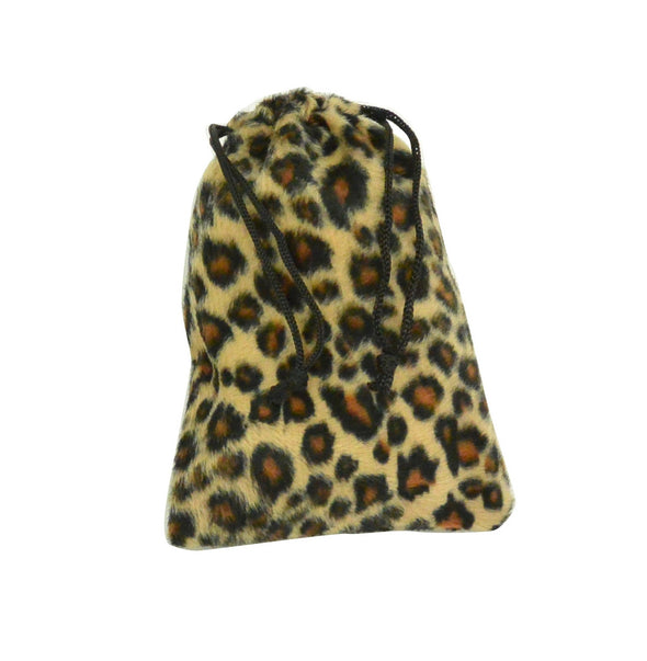 Large Jaguar High Quality Velvet Pouch Bags Party Favors
