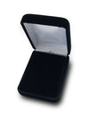 Deluxe Black Velvet Earring Pendant Jewelry Gift Box