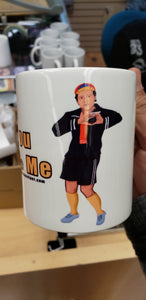 Kiko do you love coffee mug. - Chicano Spot