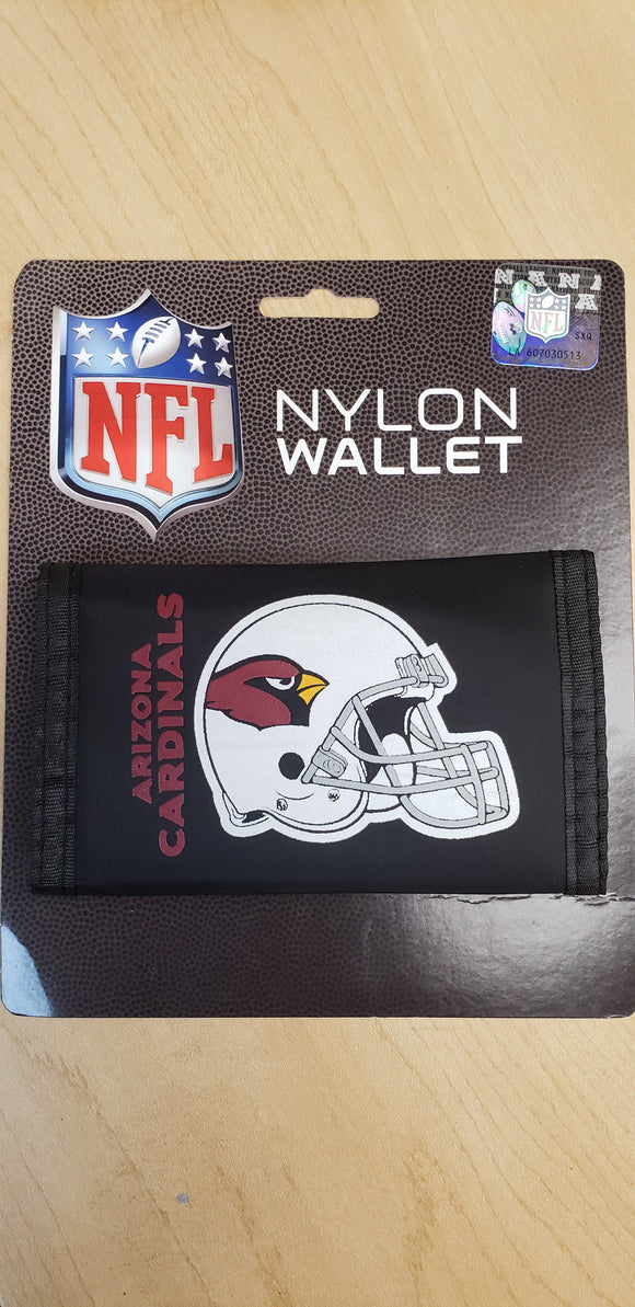 Arizona Cardinalds Velcro Wallets - Chicano Spot