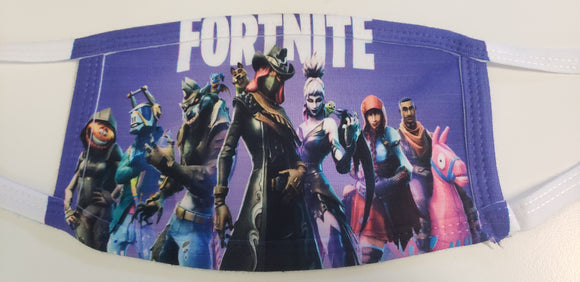 Fortnite Cotton Mask Cover - Chicano Spot