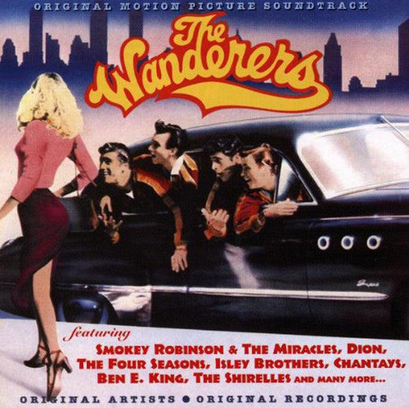 The Wanderers CD Soundtrack
