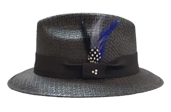 Black Pachuco U Pick Feather Color