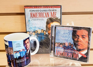 American Me Set Dvd Mug and soundtrack - Chicano Spot