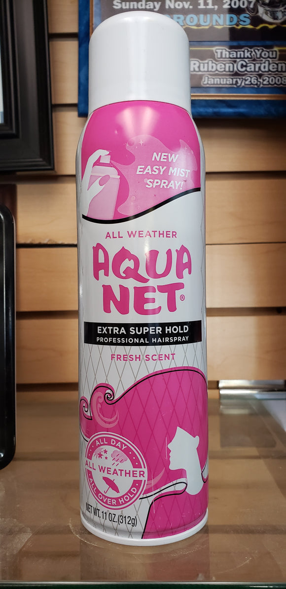 Aqua Net Bottle - Chicano Spot
