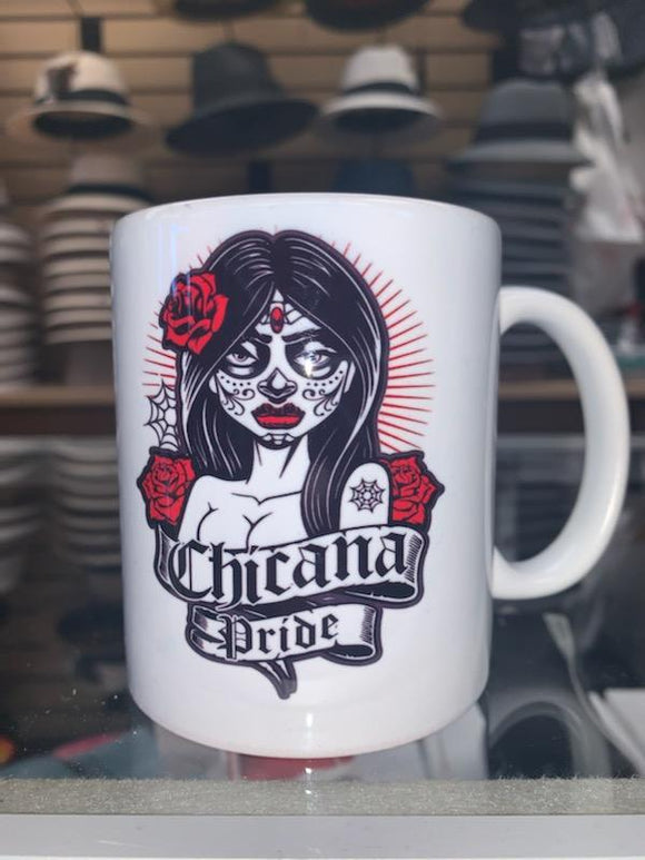 Chicana Pride  Coffee Mug