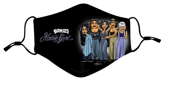 Homies Original Homegirls Protective Cover