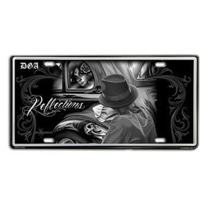 DGA - Showtime License Plate Lowrider - Chicano Spot