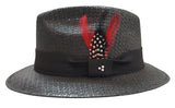 Black Pachuco U Pick Feather Color - Chicano Spot