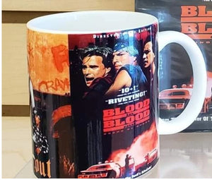 Blood In Blood Out Coffee Cup - Chicano Spot