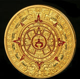 Gold Aztec Coin - Chicano Spot