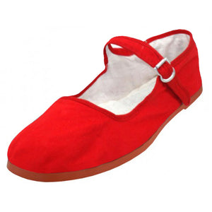 Mary Jane shoes  Red