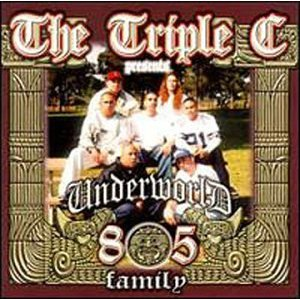 Underworld 805 Family - Central Coast Clique - Chicano Spot