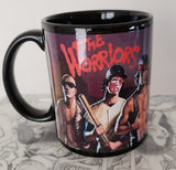 The Warriors Coffee Mug 11oz. on white mug - Chicano Spot