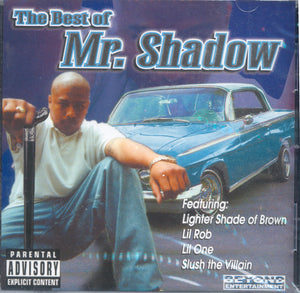 Mr. Shadow - The Best of Mr. Shadow Vol. 2 - Chicano Spot