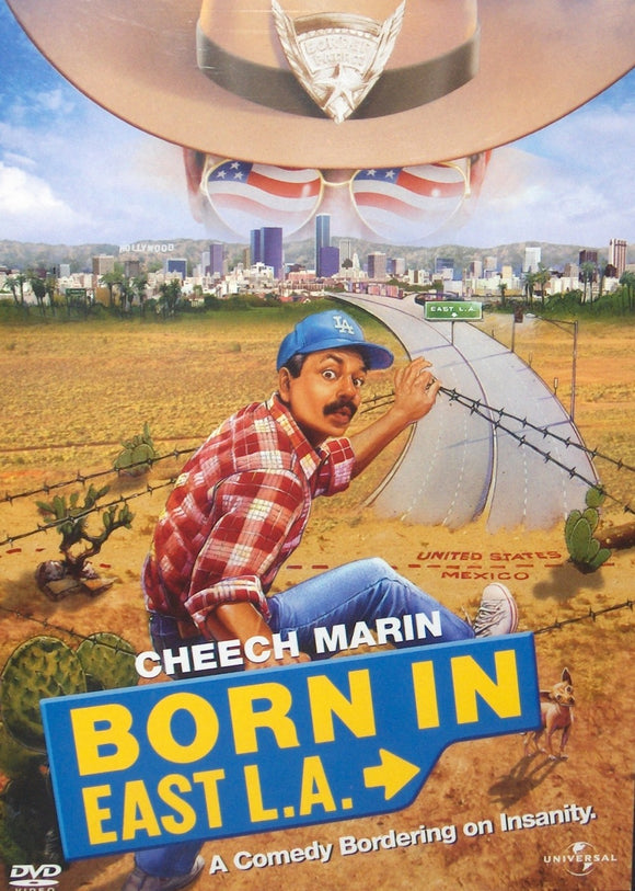 Born in East La - DVD