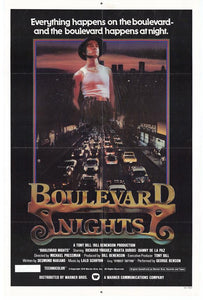 Boulevard Nights - DVD - Chicano Spot