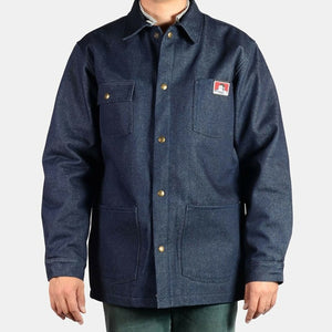 Jackets - Blue Denim Ben Davis Brand - Chicano Spot