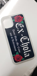 Cell Phone Case - Ex-Chola - Chicano Spot