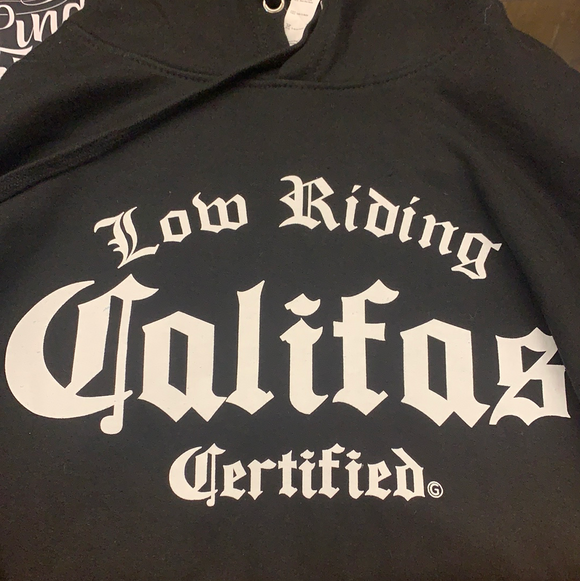 Califaa Certifies Hooded SweatShirt