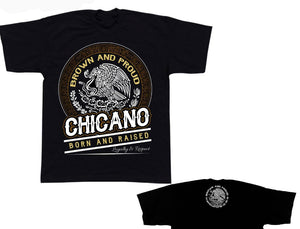 Chicano Born And Raised Tee