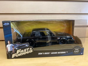 Die cast (Fast & Furious) Buick Grand National - Chicano Spot