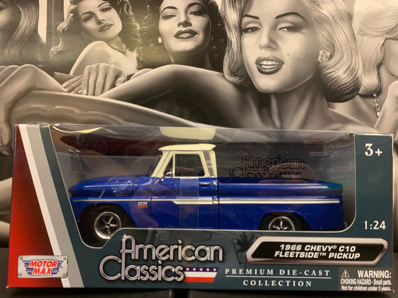 1966 Chevy C10 Fleetside pickup