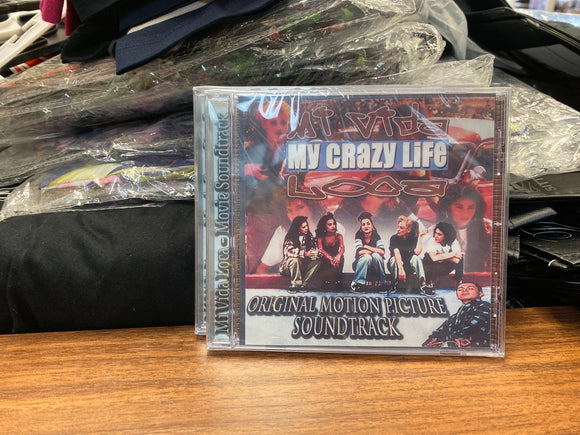 My crazy Life CD - Chicano Spot