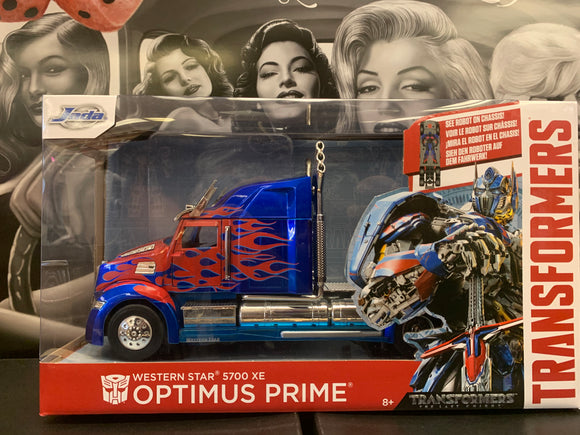 Optimus Prime Western Star S700 XE