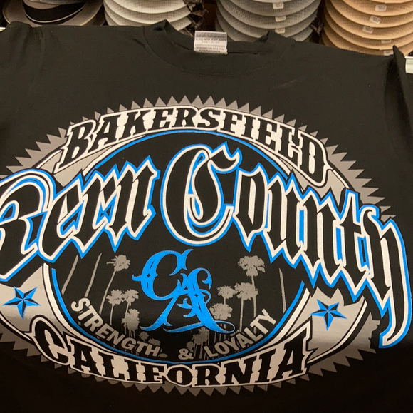 Kern county strength & loyalty Tee