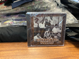 Blvd Nights CD - Chicano Spot