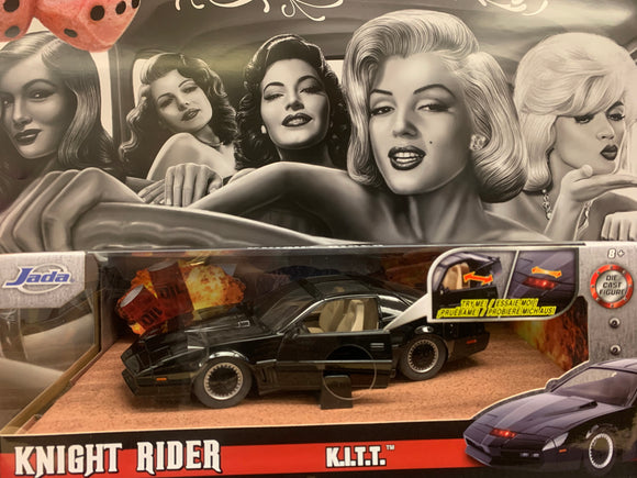 Knight Rider K.I.T.T. 1/24th scale