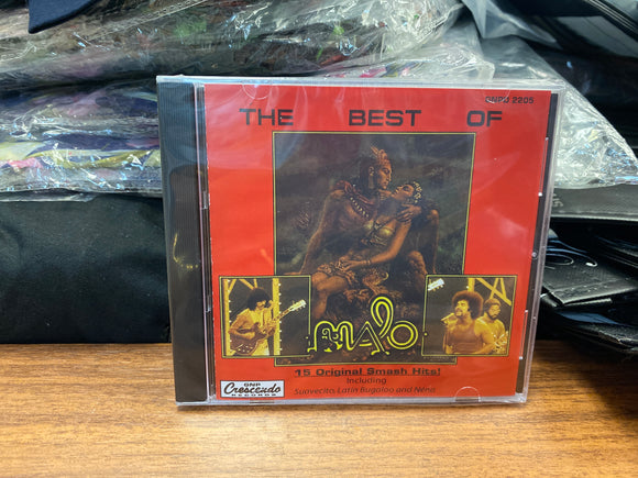The best of Malo CD - Chicano Spot