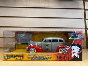 1939 Chevy Master Deluxe (Betty Boop) - Chicano Spot