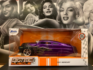 1951 Mercury Die Cast 1/24 Scale