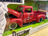 Die cast 1953 Chevy Pickup - Chicano Spot