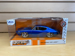 Die cast 1969 Pontiac Gto Judge - Chicano Spot