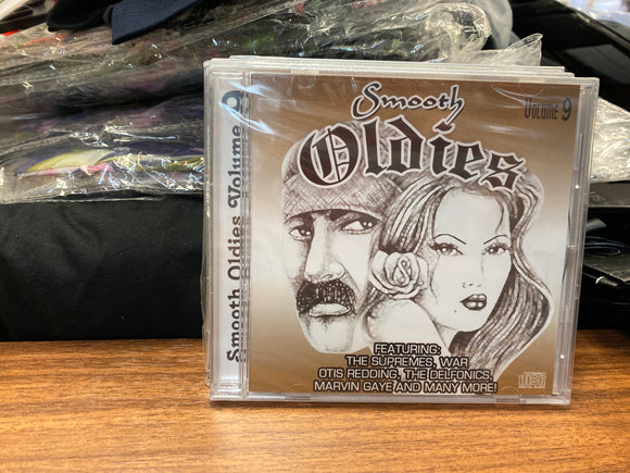 Smooth Oldies CD - Chicano Spot
